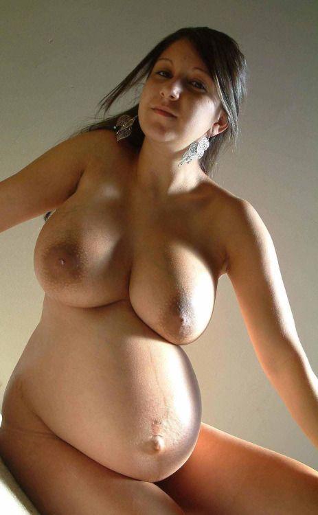 Embarazada caliente mojada