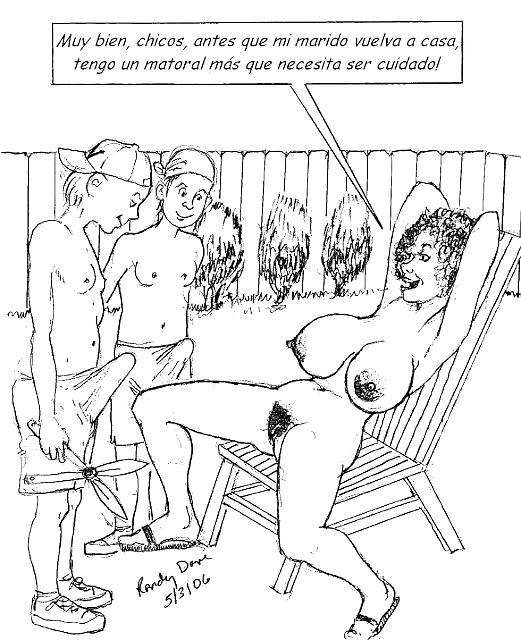 comics porno cuckold