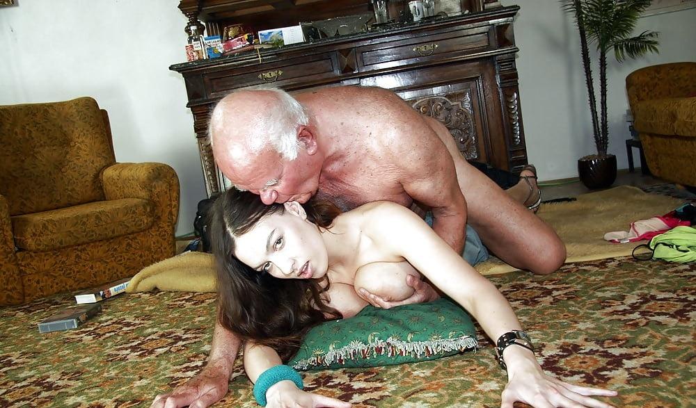 abuelo follando nieta caliente