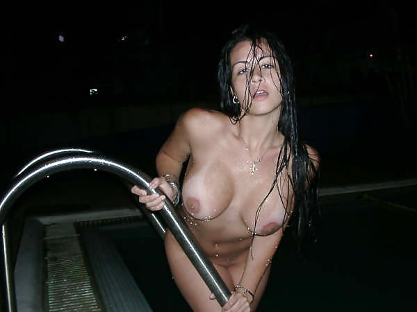 Sexo en la piscina