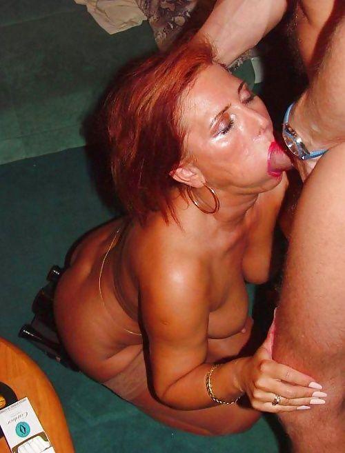 sexo con maduras