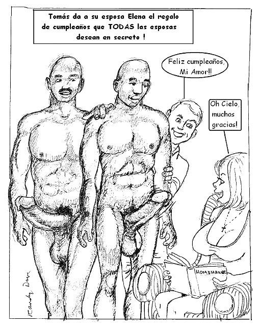 Comic porno cornudo