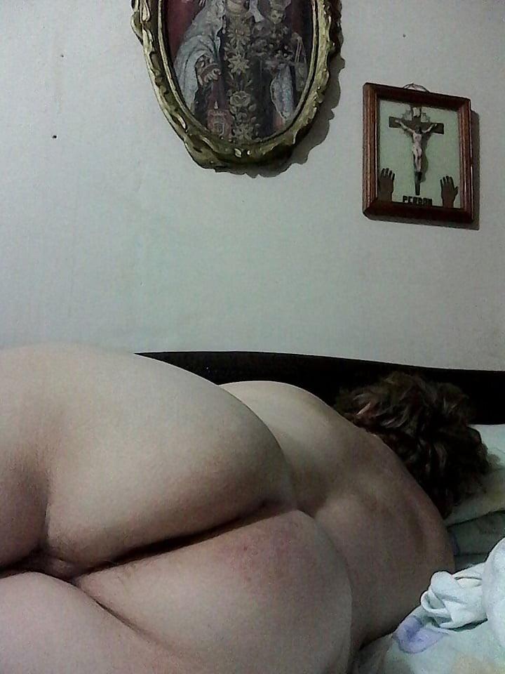 Fotografié a mi abuela dormida por la tarde