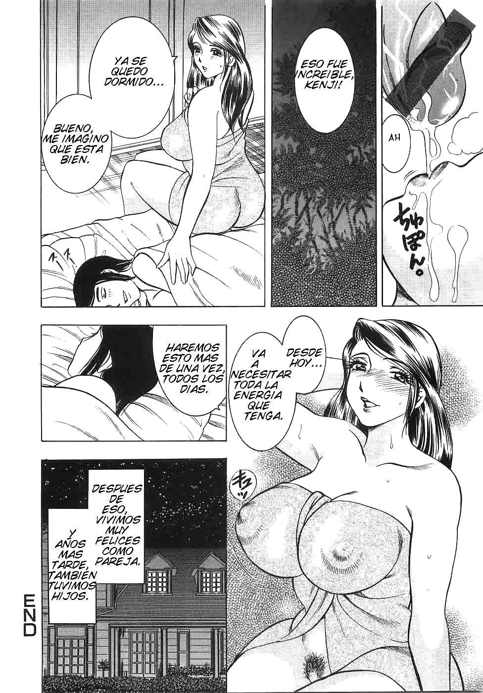 La madre Sanae y el problema de su hijo. Anexo