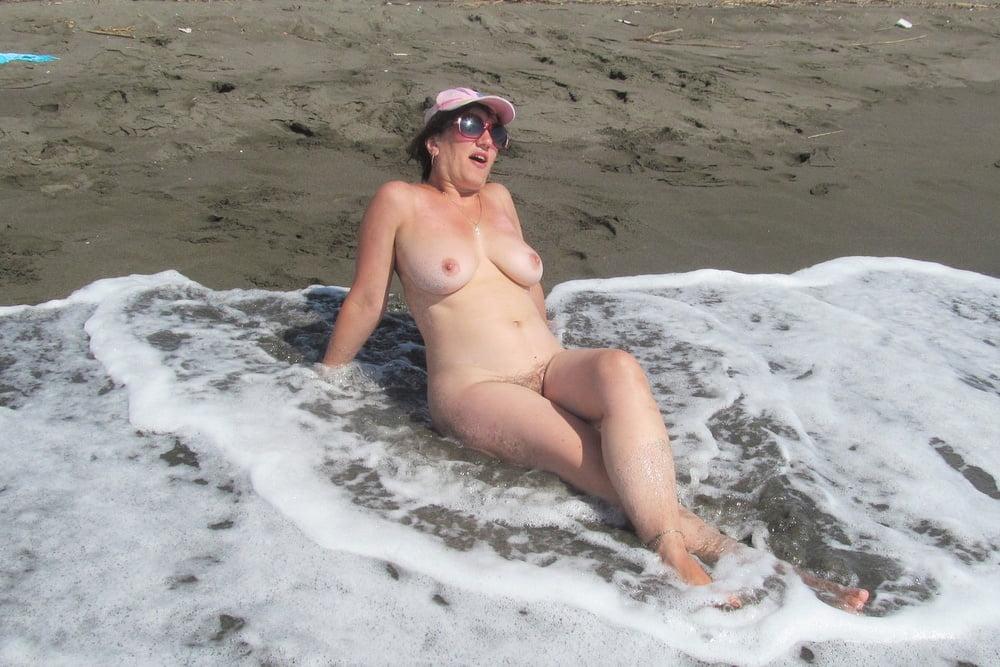 Una viuda caliente y solitaria en Canarias